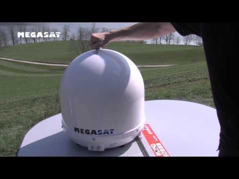Megasat Campingman Portable (TecTime TV)