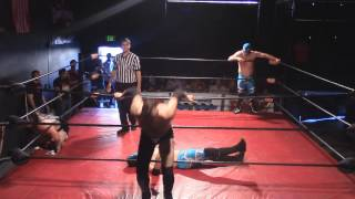 RWF : The Perfect Kings Vs. The Northern Legion
