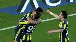 Fenerbahçe 2 - 0 Osmanlıspor FK #Özet
