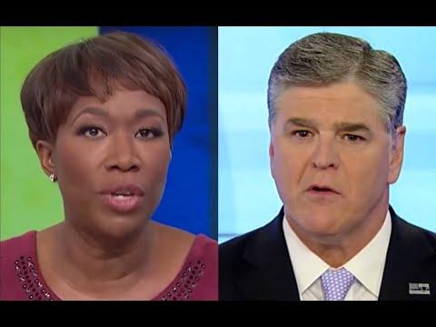 Sean Hannity Saved Joy Reid's MSNBC Job