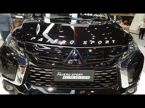 THE NEW 2019 PAJERO SPORT/DAKKAR ALL NEW TYPE | MITSUBISHI CONCEPT