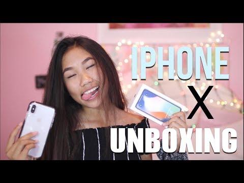 iPhone X Unboxing!