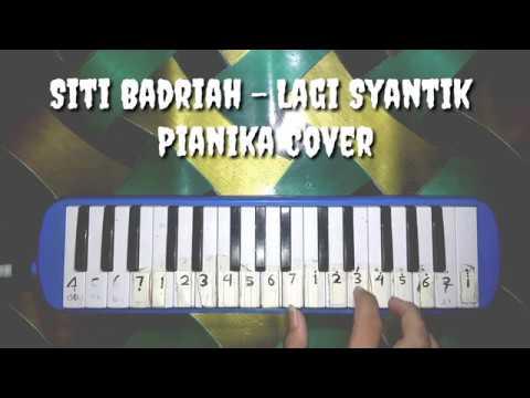 , title : 'Siti Badriah - Lagi Syantik Pianika Cover'