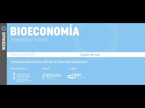 """Webinar """"Bioeconomía: presente y futuro""""[;;;][;;;]"""