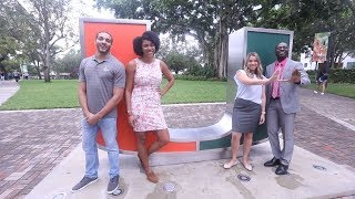 Pick Your Path at Miami Law: Unique City, Student Support, Career Choices