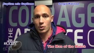 FINALE CHALLENGE CUP - SERGIO PARISSE