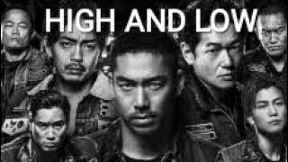 STORY HIGH AND LOW // MUGEN VS AMAMIYA BROTHER. SUB INDONESIA