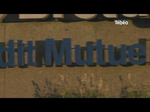 Grève au Crédit Mutuel Arkéa (Bretagne)