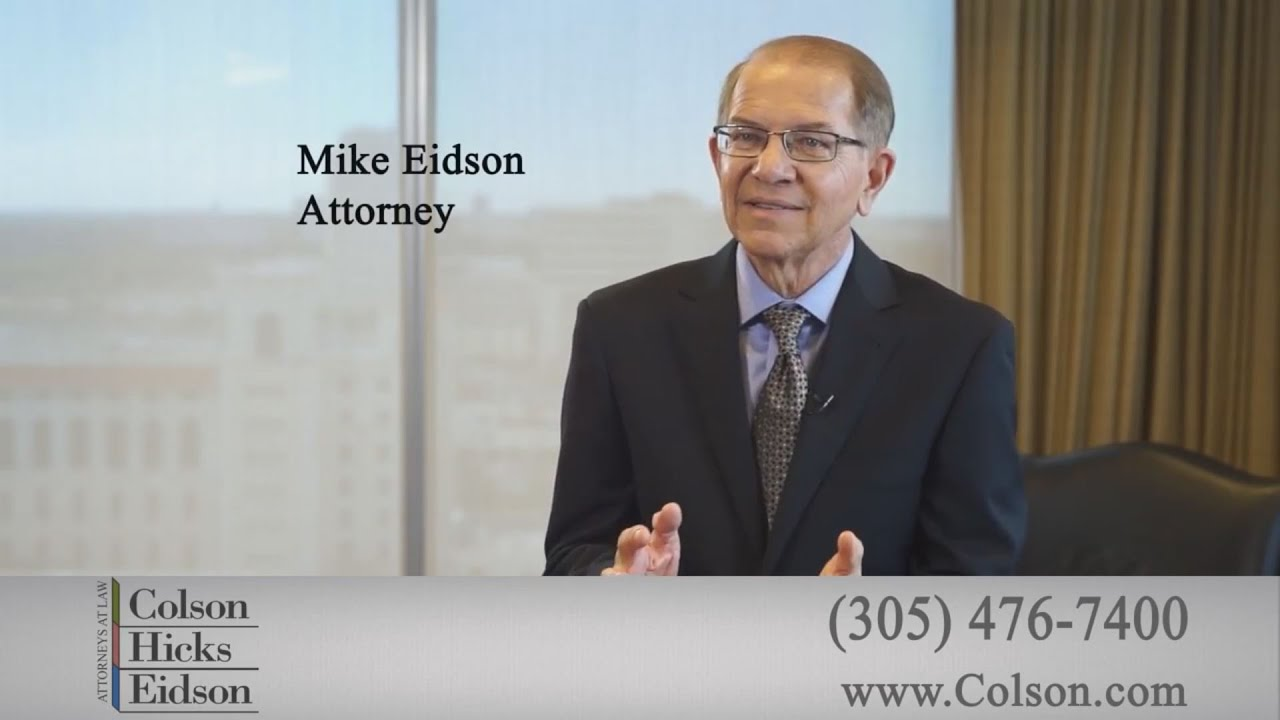 Need a Lawyer in Miami Who Works Internationally?