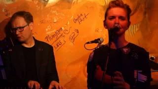 Lenka Nová - Poslední Noc - Jazz Bar Kouřící Králík 9.3.2017