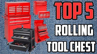 Top 5 Best Rolling Tool Chest 2020