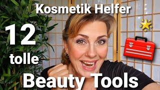 Meine Beauty Tools | kleine Kosmetik  Helfer