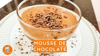#24 - Mousse de Chocolate