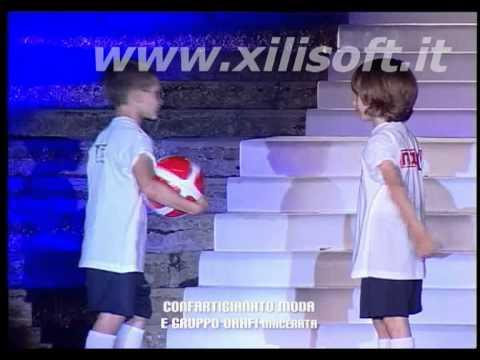 Preview video MAXEL SFILATA