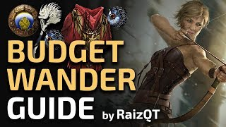 [Patch 3.2] Budget Deadeye Kinetic Blast Wander Build Guide   Path Of Exile Bestiary