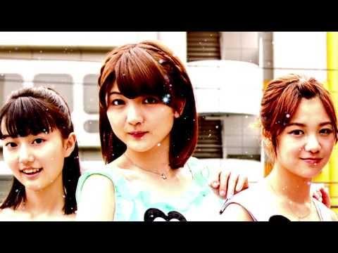 『Starry Night』 フルPV (アップアップガールズ(仮) #uugirl )