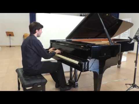 Javor Bracic - Beethoven Piano Sonata in C minor, Op  111: 1