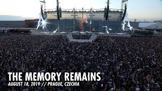 Metallica: The Memory Remains (Prague, Czechia - August 18, 2019)