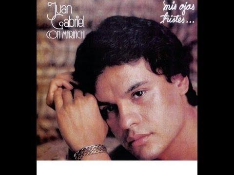 Juan Gabriel- Se Me Olvidó Otra Vez