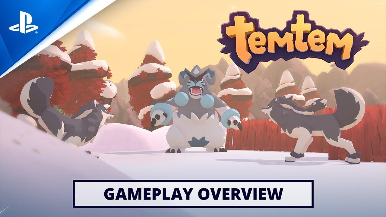 El acceso temprano a Temtem comienza el martes en PS5, consejos para convertirse en un gran domador