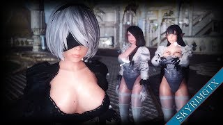 2b dance skyrim - Free video search site - Findclip Net