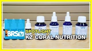 Spotlight on KZ Coral Nutrition Supplements | BRStv