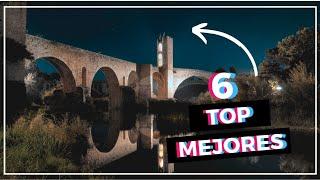 TOP 6 PUEBLOS MEJOR CONSERVADOS DE ESPAÑA
