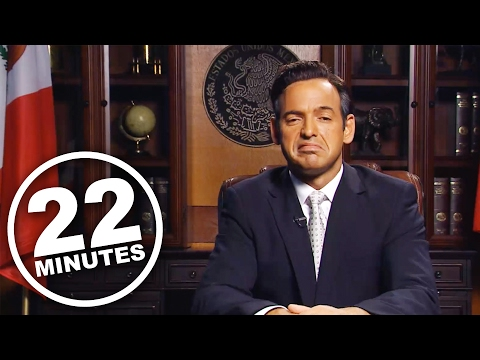 Reasons the Mexican president isn't afraid of Trump   22 Minutes