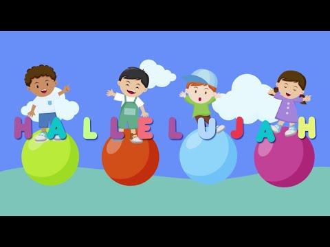 Hallelujah! | Christian Songs For Kids