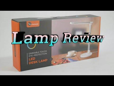 TaoTronics LED Desk Lamp Review | Week of Reviews #1