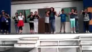 "GOT7's ""A"" Performed By: Grade 8-Kamagong GJC"