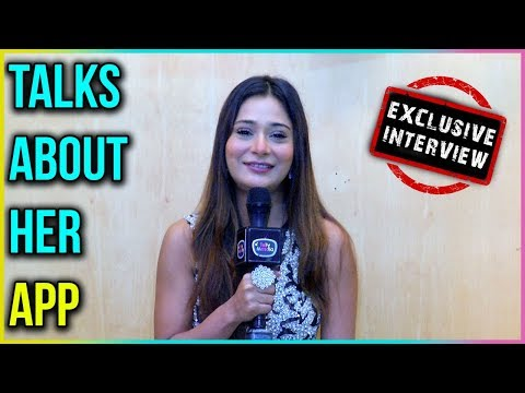 Sara Khan Launches Her App for Fans |