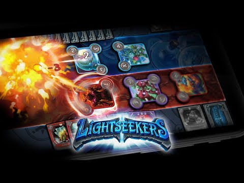 Lightseekers Digital Game - Official Trailer thumbnail