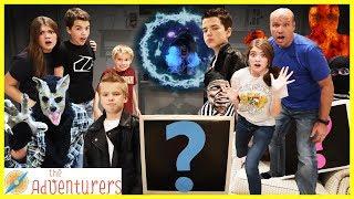 Villains The FINAL MOVIE (MASTER VILLAIN) Season 3/ That YouTub3 Family I The Adventurers