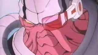 Dragon Ball z - Dragonforce - Gods of ice