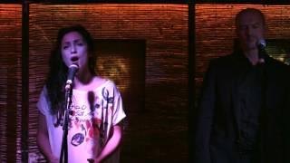 """Rafaëlle COHEN and Jérôme PRADON sing """"Les oiseaux qu'on met en cage"""" (Notre-Dame de Paris)"""