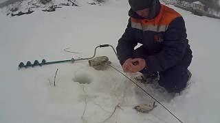 Экранчик для зимней рыбалки
