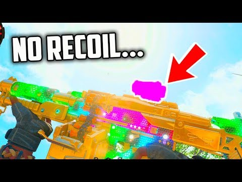 how to have NO RECOIL without ANY GRIPS on COD BO4