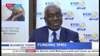 KAM and AGF get into partnership to fund Kenyan SMEs