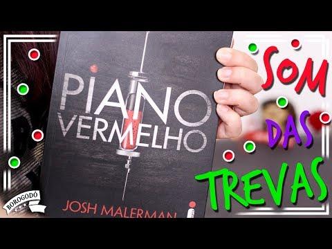 Piano Vermelho (Josh Malerman) | Especial Intrínseca | Resenha + Personagens Favoritos | Borogodó
