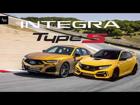 What [Little] We Know About The 2023 Acura Integra Type S And What It Means For The Civic Type R