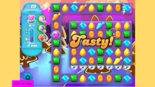 Candy Crush SODA SAGA Level 653 NO BOOSTERS