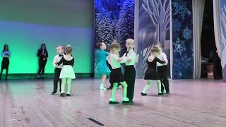 Бальные танцы( пары)