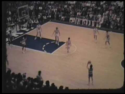 """UNC plays """"stall ball"""" vs Duke - Feb. 24, 1979"""