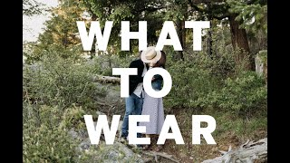 What To Wear For Your Engagement Shoots