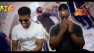 Krept & Konan   I Spy Ft. Headie One & K Trap   REACTION