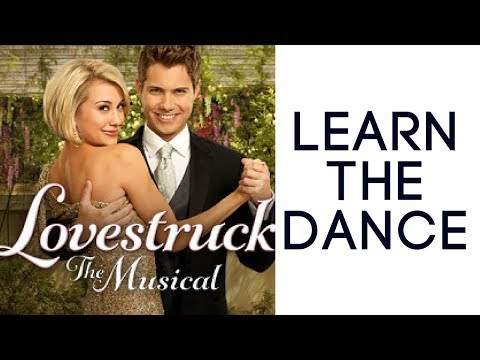 LEARN THE DANCE! Drew Seeley/Chelsea Kane 'DJ' from LOVESTRUCK