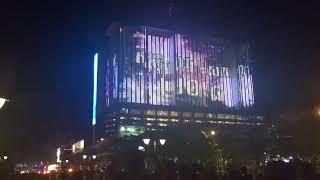 Happy New Year – NagaWorld – Times Square of Phnom Penh