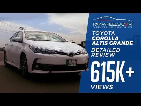 Toyota Corolla facelift | Expert Review
