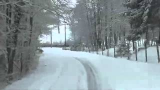 Reportage sur la viabilité hivernale 2013